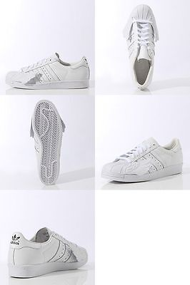 check out f4572 46fad Adidas ORIGINALS JEREMY SCOTT SUPERSTAR AILES REF B26282