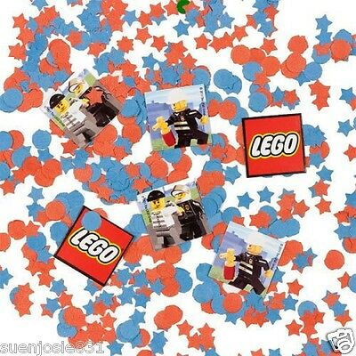 LEGO City Value Pack Confetti Party Decorations