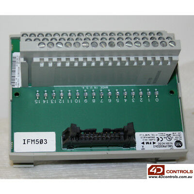 Allen-Bradley 1492-IFM20D24-3 Digital IFM 20-Point 3-Wire In - Used - Series A