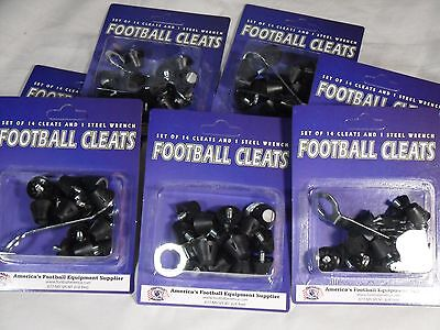 "Replacement Football Cleats for Nike Adidas 14 studs Wrench Detachable 1/2"" .5"""