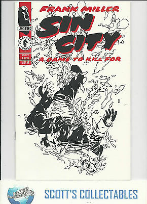 Sin City - A Dame To Kill For   #2   NM    BOARDED & BAGGED. FREEPOST