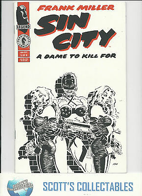 Sin City - A Dame To Kill For   #5   NM-    BOARDED & BAGGED. FREEPOST