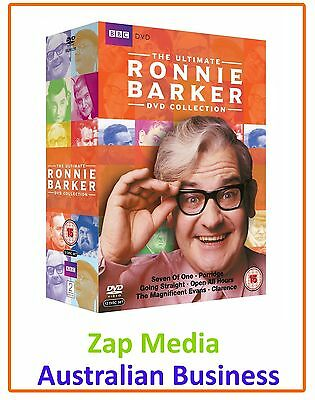 The Ronnie Barker Ultimate Collection Box Set *BRAND NEW DVD*