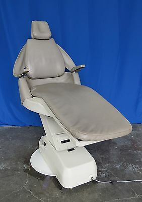Royal Model 16 Dental Operatory Chair Patient Seat w/ NEW Upholstery Any Color