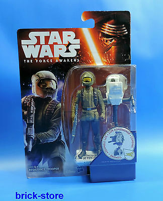 Hasbro Star Wars  Episode 7 /  B3451 / Resistance Trooper