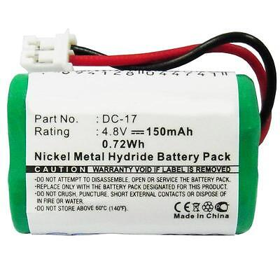 Batterie pour SportDOG MH120AAAL4GC (150mAh)
