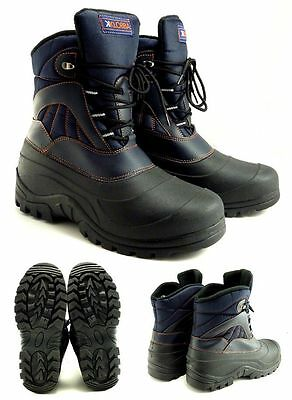 Klobba Field Boots Blue *All Sizes* Coarse Carp Fishing Hiking Walking Snow*