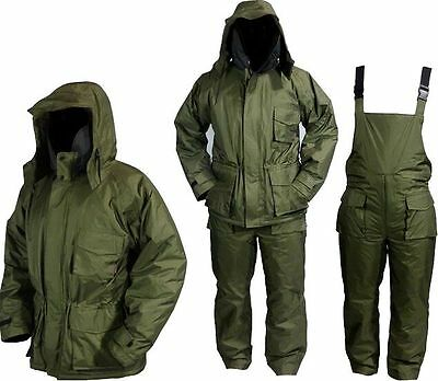 <<WINTER WARMER>> Klobba All Weather 2 Piece FISHING Suit  *All Sizes*