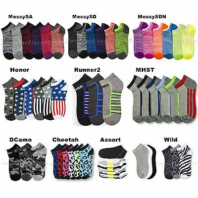 12 Pairs Lot Boy Girl Design Socks Baby Toddler Kid Junior 0-12 2-3 4-6 6-8