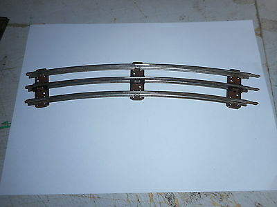 """Lionel O Scale  027 3 Rail  54"""" Curved Track"""