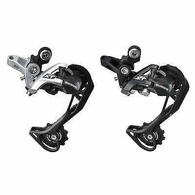 Shimano RD-M781 XT 10 Speed Shadow Design MTB Rear Derailleur / Mech