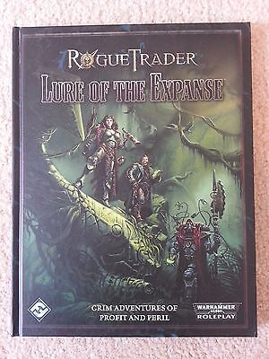 Rogue Trader: Lure of the Expanse - Exc+/NM