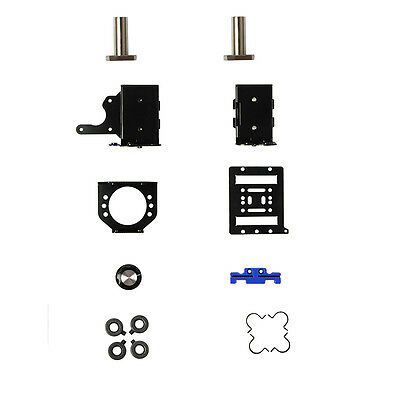 All Metal parts kits for upgraded Geeetech Reprap Prusa I3 Series 3D Printer