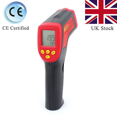 Non-contact LCD IR Laser Infrared Digital Temperature Thermometer Gun Tester