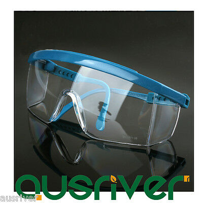 1-3 Pairs 3M 1711AF Anti-Shock Wind UV Protective Glasses Riding Eyewear Goggles