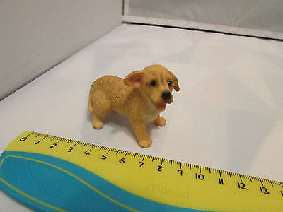 Collectible World Studios RASCAL Tails of Love PUPPY / Dog Figure 1997