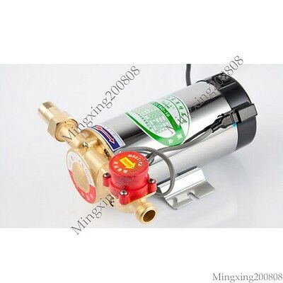 150W Automatic Household Booster Pump Boost Pressure and Circulate Water 220V