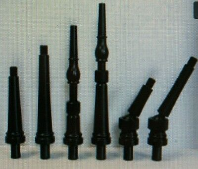 McCallum not Combed Plastic Blowpipe Wide Bore Highland Bagpipe pipes