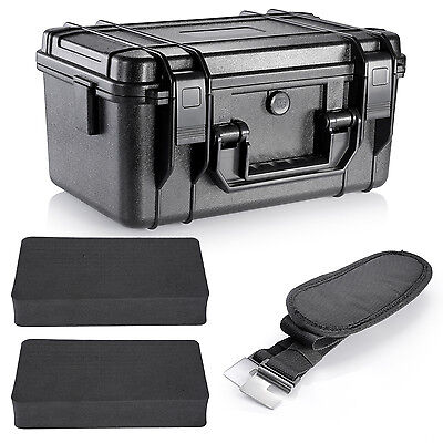 Water-resistant Storage Carrying Case for Gopro Hero4 Session 4 3+ 3 2 1