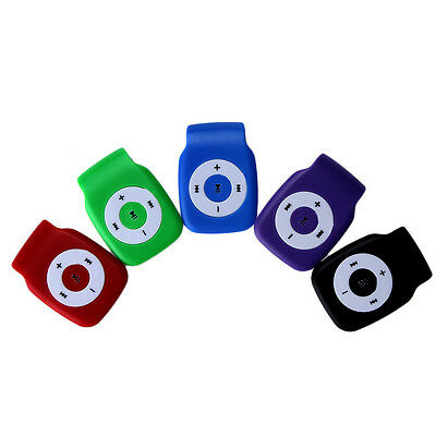 Mini  Reproductores de MP3 USB MP3 Player Support Micro SD TF Card Music Media