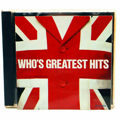 Who : Greatest Hits CD