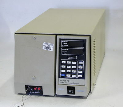 Waters 484 Tunable Absorbance Detector 01392