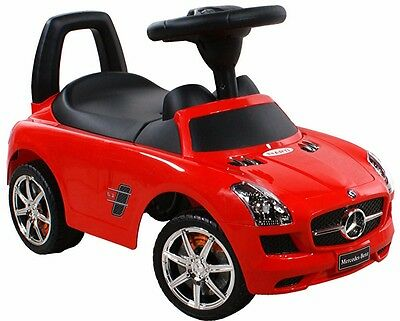 Original Mercedes SLS AMG Bobby Benz ROT FARBE NEU OVP MELODIEN