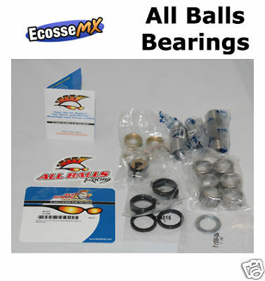 HONDA CR85 Kit Roulement Axe 2003-2009 MOTOCROSS