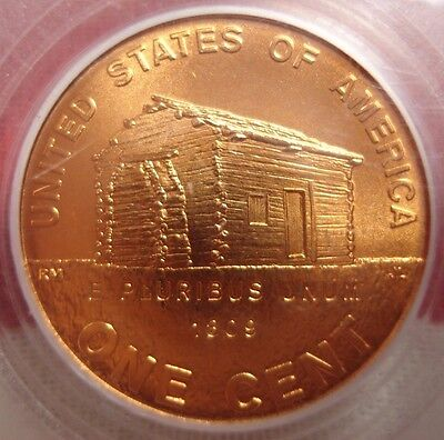 2009 Lincoln Early Childhood Bicentennial Cent Satin SP69RD 15460466 10222017