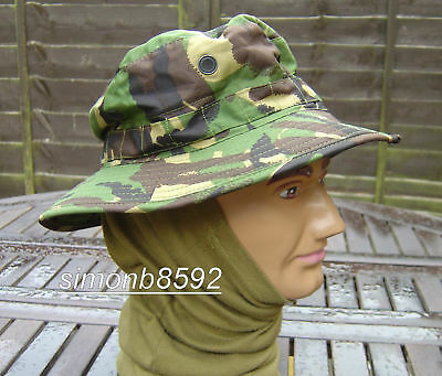 Grade 1 Military Surplus UK S95 DPM Camouflage Bush Hat//Boonie Hat