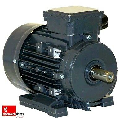 3 Phase Electric Motor 0.37Kw To 11Kw 1400Rpm 2800Rpm 2 Pole 4 Pole Aluminium