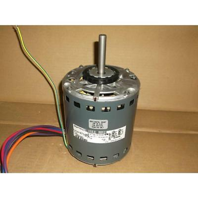 Genteq 86G44/5Kcp39Sgn714As 1/2 Hp Blower Motor 460/60/1 Single Shaft