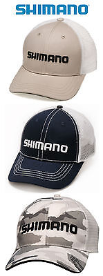 SHIMANO SMOKEY TRUCKER CAP select colors
