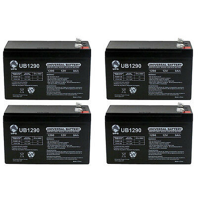 Rechargeable, high Rate Replacement Battery SC420 APC Smart-UPS SC 420VA