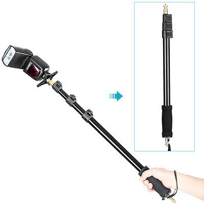 AD-S13 Portable Light Boom Pole Stick for WITSTRO Flash ND#17