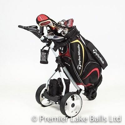 Proforce Electric Golf Trolley, £180 Added Extra Free Accessories-Pro Force