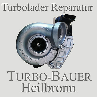 Turbolader BMW1erE87120d2003/11-2012/091995 ccm, 130 KW, 177 PS