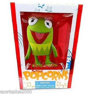Kermit The Frog Muppets Disney Vinylmation Popcorn Series Collectible Figure Nib