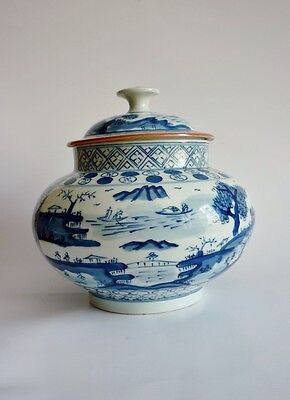 Vintage Chinese Porcelain Covered Dish Bowl - Marked!