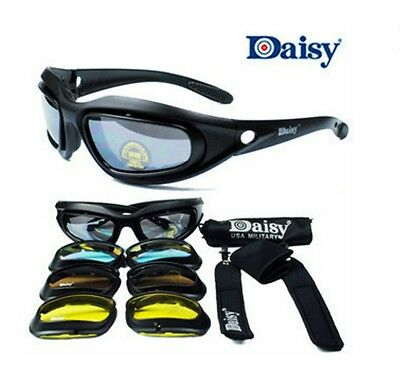 DAISY C5  Paintball Protective Glasses/Googles