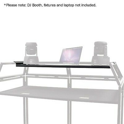 Equinox DJ Booth Laptop Shelf for Equinox DJ Booth System & Gorilla DBS DJ Booth