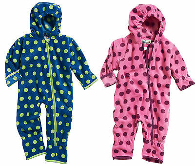Playshoes fleece-overall Points
