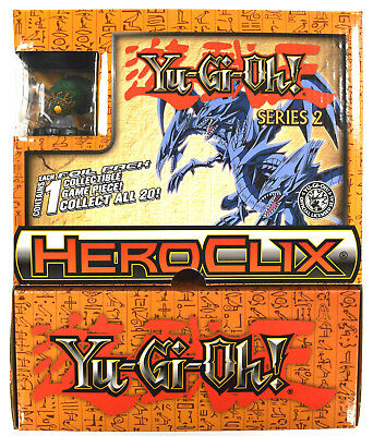 HeroClix - Yugioh! Series 2 Gravity Feed Booster Case (2 Boxes)