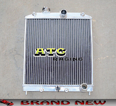 3 ROW 52MM Aluminum Radiator for 1992-2000 Honda CIVIC EG EK B16 B18 32MM PIPE