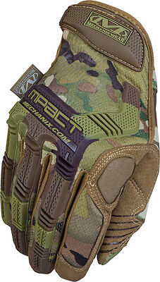 Mechanix M-Pact 2016 Multicam Army Military Bike Gloves Handschuh