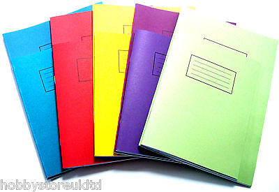 School Exercise Books Kids Handwriting Books Childrens Ruled Lined Book A4 A5