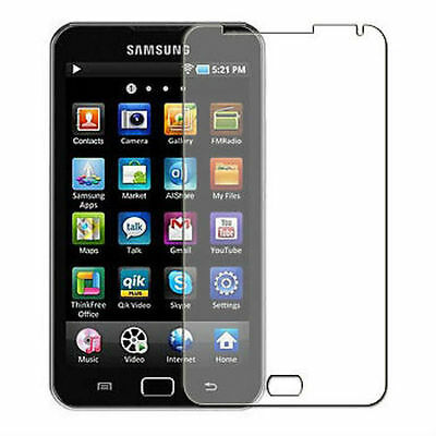 6 x Ultra Clear LCD Screen Guard Protector Film for Samsung Galaxy S WiFi 4.0
