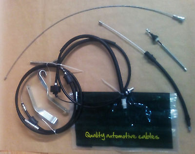 Clutch Cable Citroen Berlingo 1.6 HDi 1.9 2.0HDi Peugeot Partner 02- 08