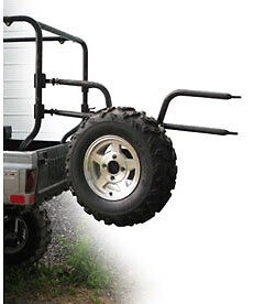 Yamaha Rhino Spare Tire Gate (Attaches to Yamaha Rhino Canopy Cover Frame)
