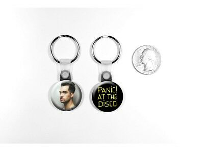 Panic! At The Disco Death of a Bachelor Brendon Urie Set of 2 Key Chains